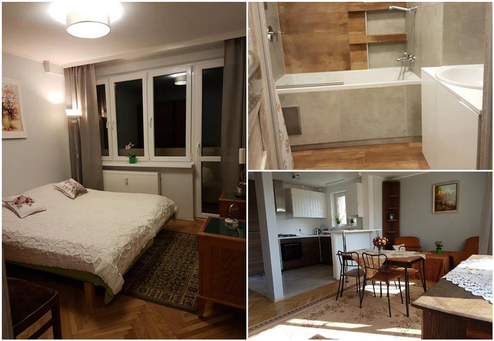 Апартаменты в центре Кракова