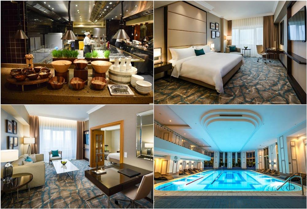 Лучшие гостиницы Бухареста 5 звезд