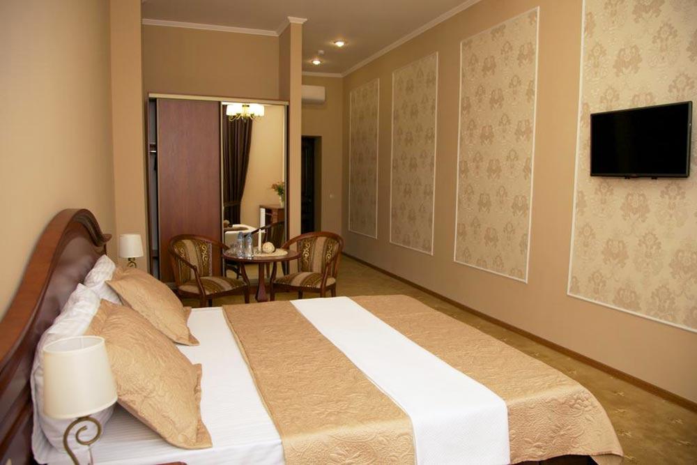 Лучшие отели Сухуми рядом с морем