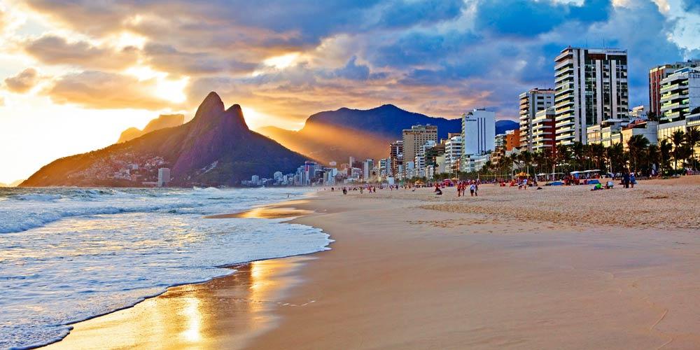 Отдых на Бразилии летом 2018