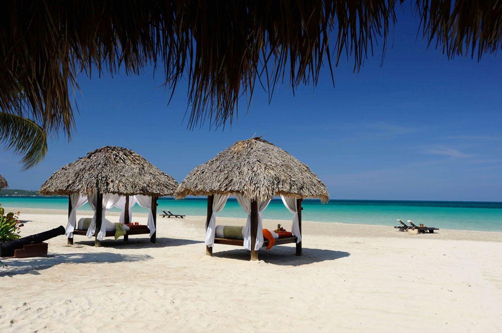 лучшие пляжи Карибского моря