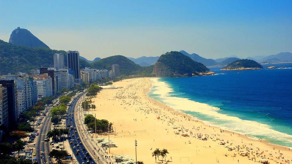 Пляжи в Рио-де-Жанейро для отдыха с детьми