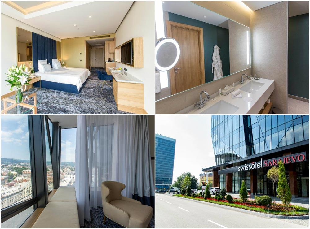 лучшие отели в Сараево 5 звезд