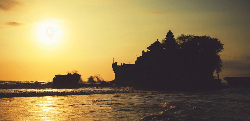 лучшие курорты у моря в Индонезии