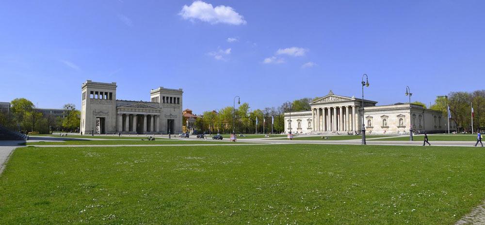 Площадь Кенигсплац
