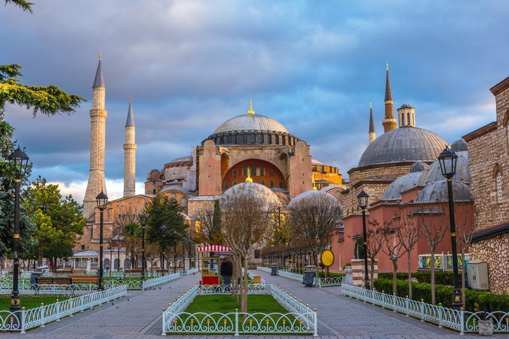 где погулять в Стамбуле