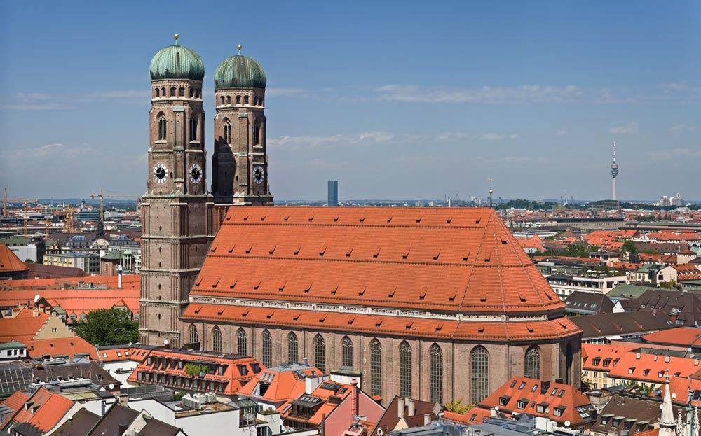 главные достопримечательности Мюнхена