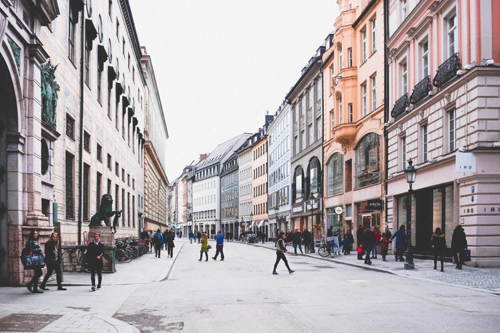 Где снять жилье в Мюнхене дешево