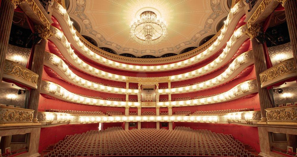 Куда в Мюнхене сходить в театр