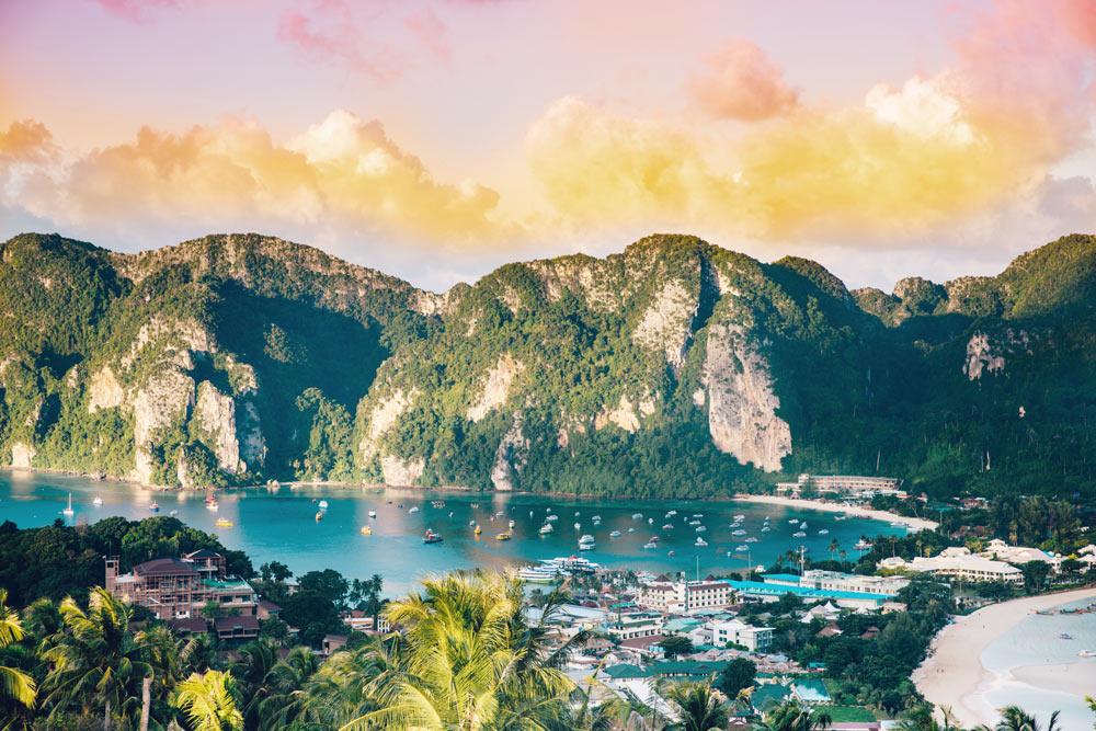 Что посмотреть в Краби в Тайланде