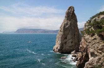 где отдохнуть на море в России