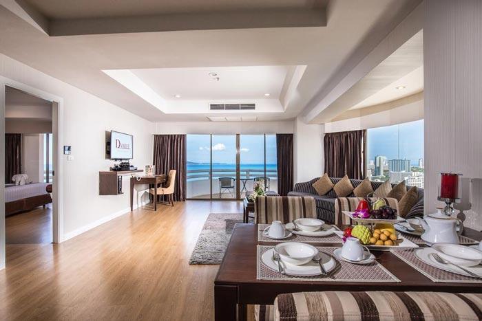 апартаменты рядом с пляжем