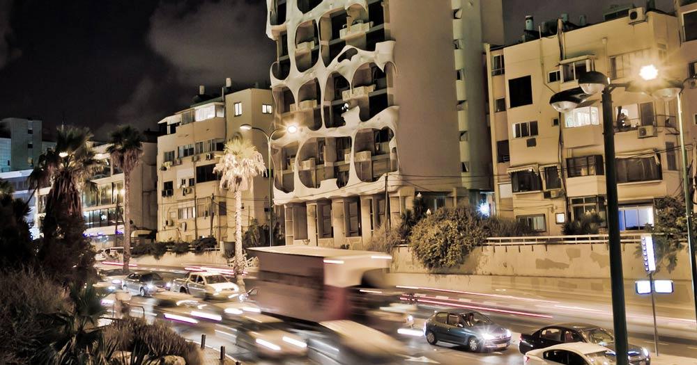 творение Гауди в Израиле