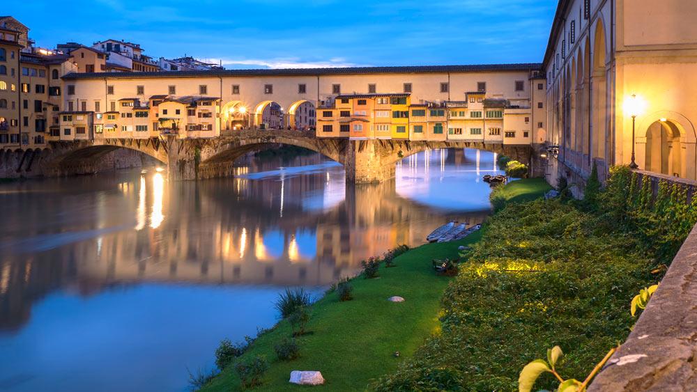 Экскурсия на Старый мост во Флоренции