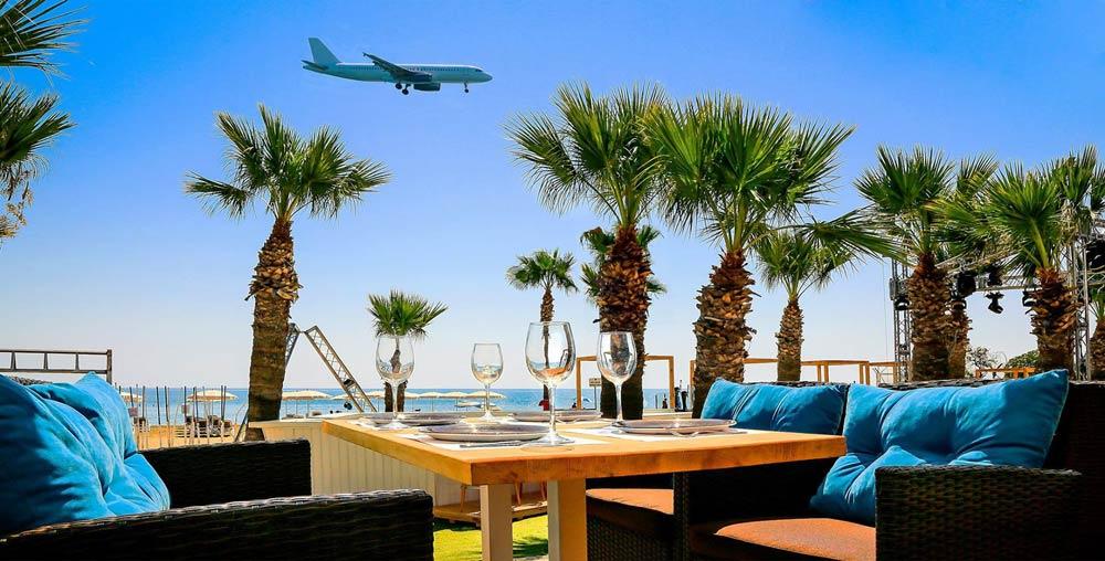 лучшие пляжи ларнаки