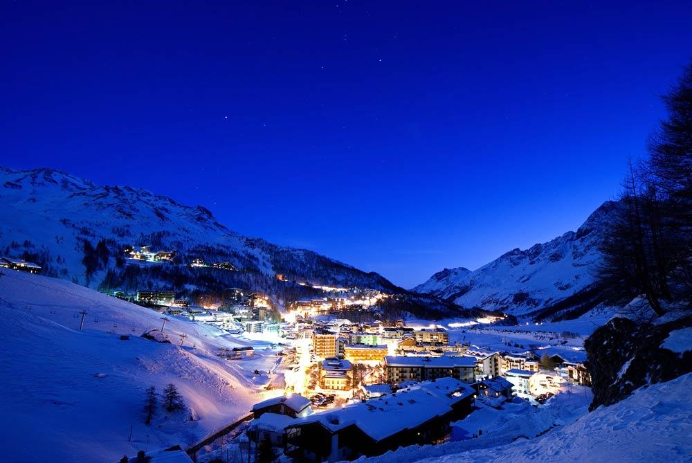 зимние курорты Италии