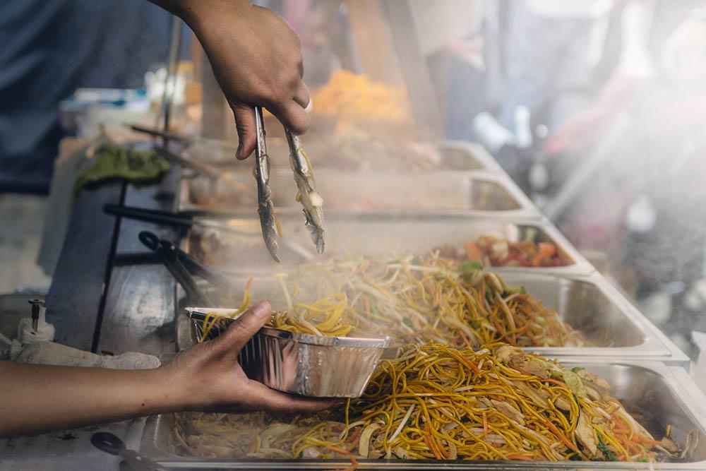 цены на еду и питание