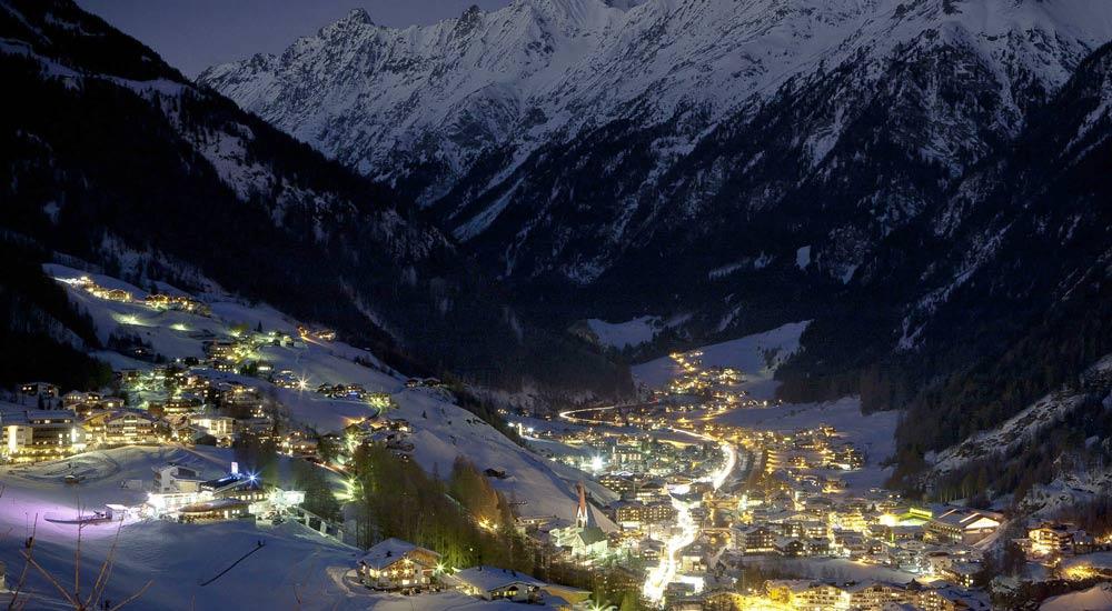 Фото горнолыжного курорта Зельден