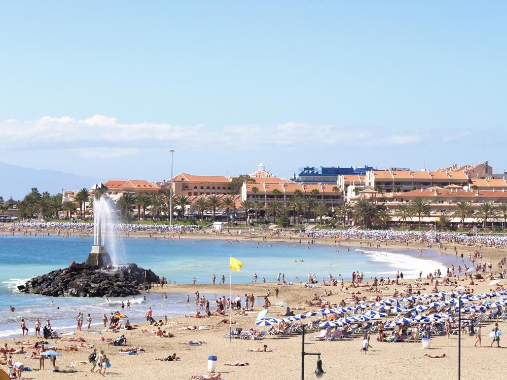 где отдохнуть с детьми на море в Испании