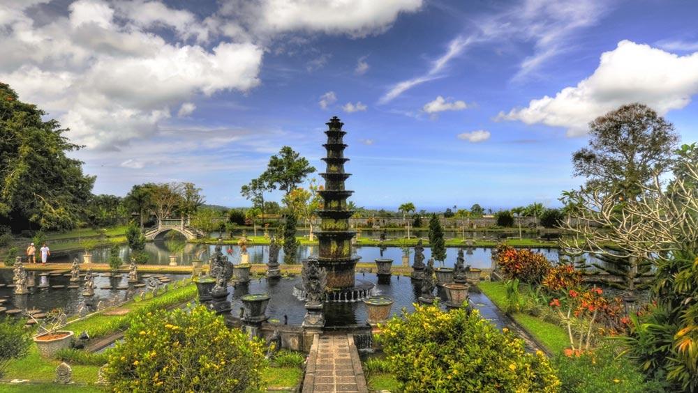 парки на острове