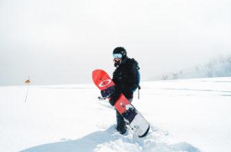 катание в горах Азербайджана