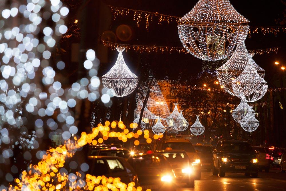Новый год в Грузии в 2019 году изоражения