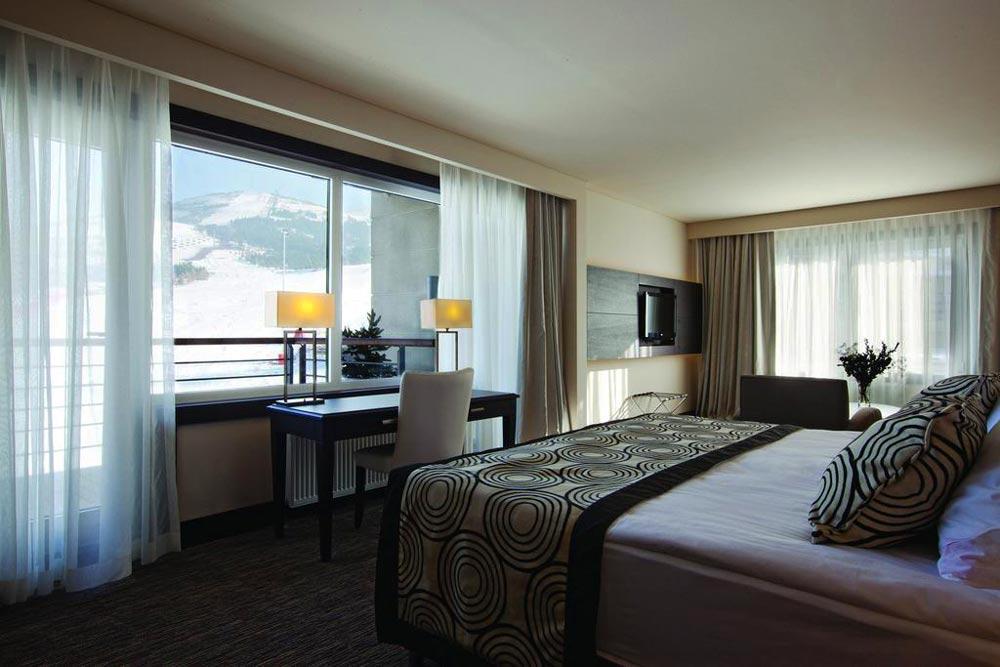 отели на горнолыжных курортах Турции