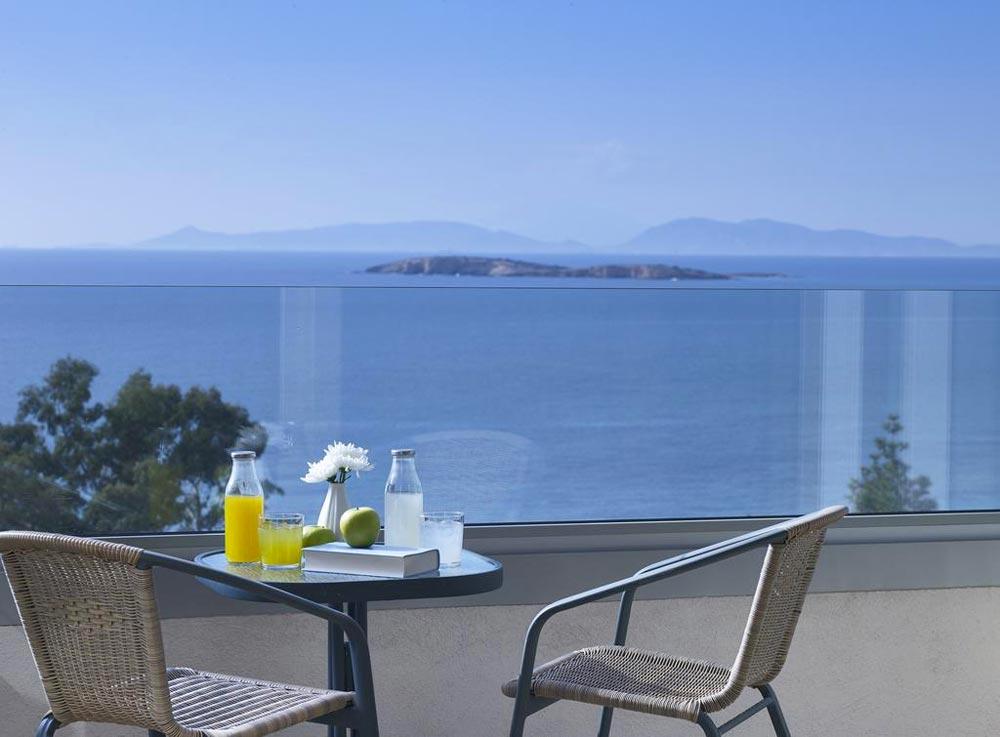 жилье в Греции рядом с морем