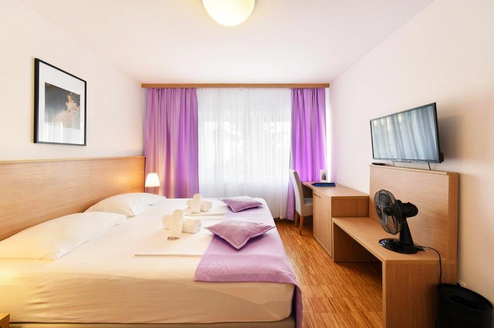 недорогие отели Вены