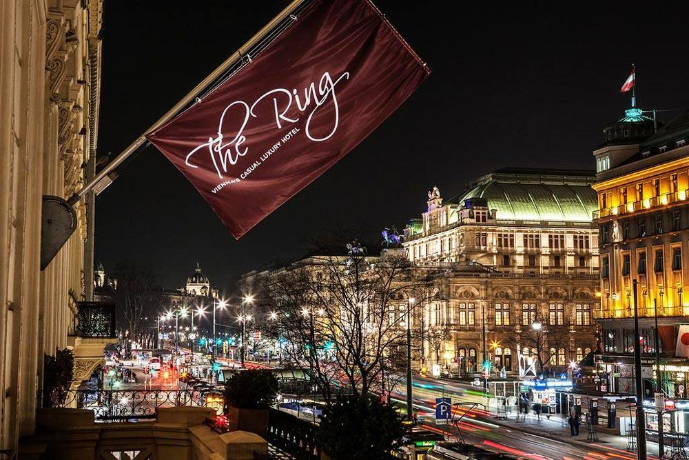 лучшие отели Вены 4 звезды в центре