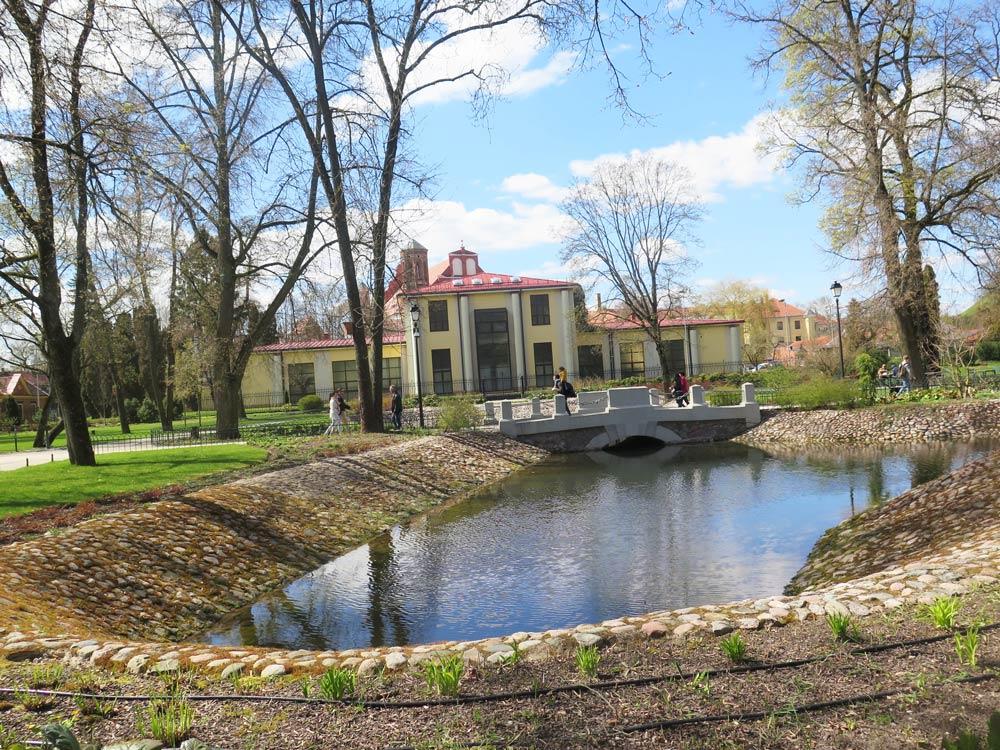 Бернардинский сад