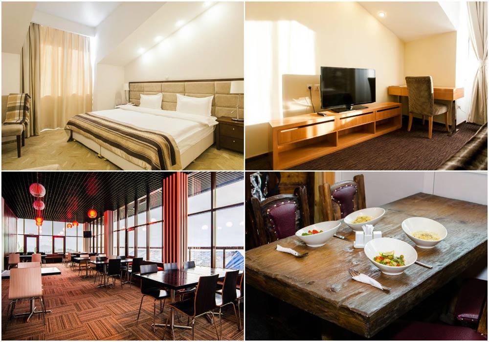 отель у горы Соболиная