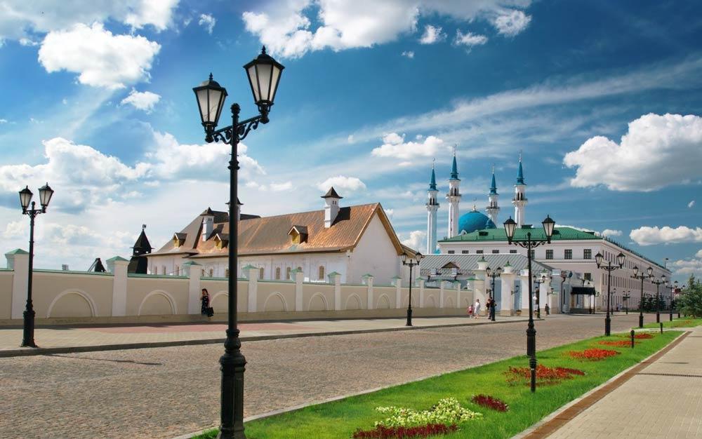 Где побывать в России на выходных