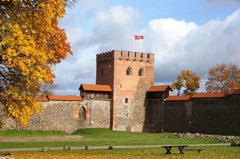 Медницкий замок