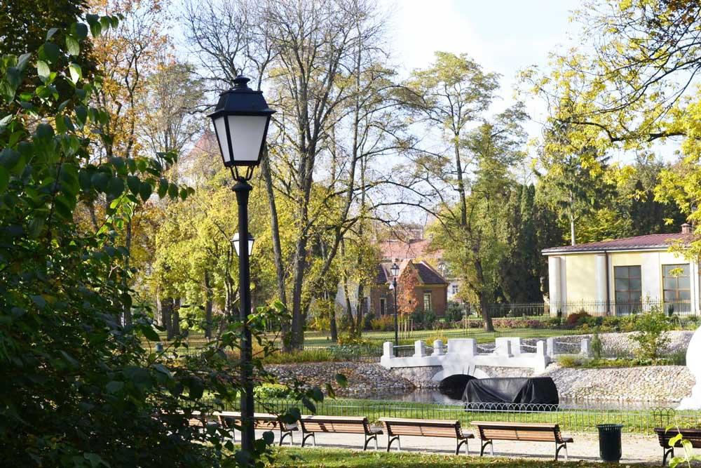 Павильнисский парк