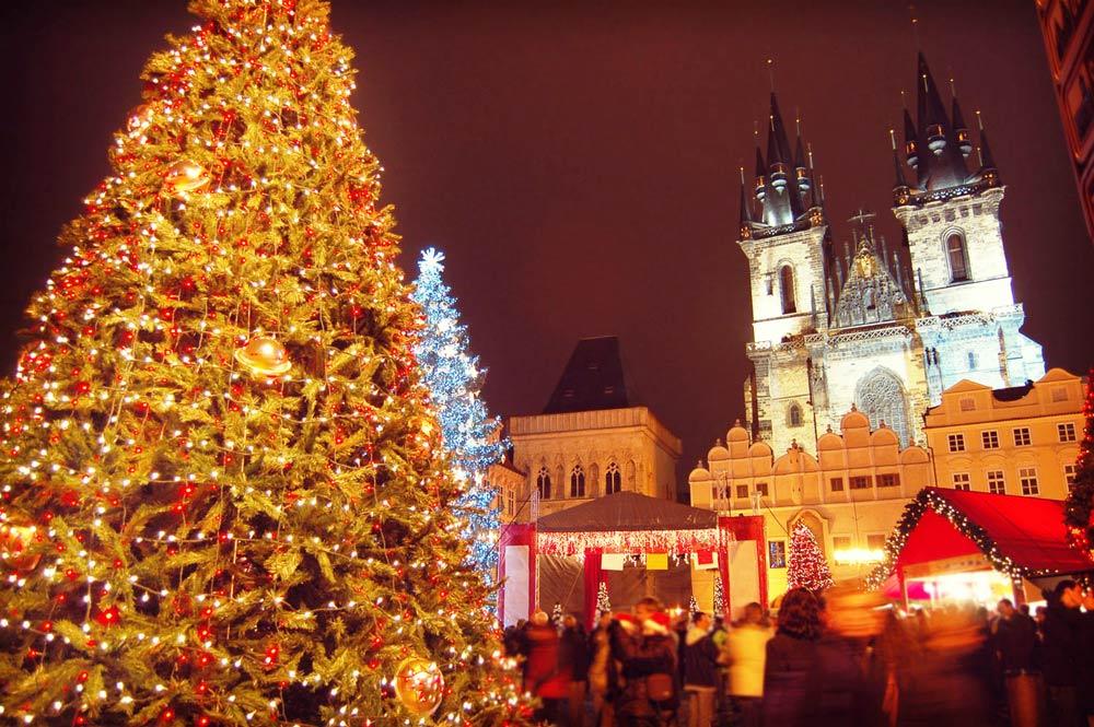 чем заняться в Праге на Рождество