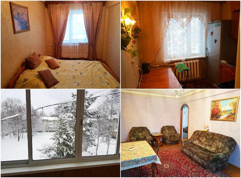 аренда квартиры в Байкальске без посредников
