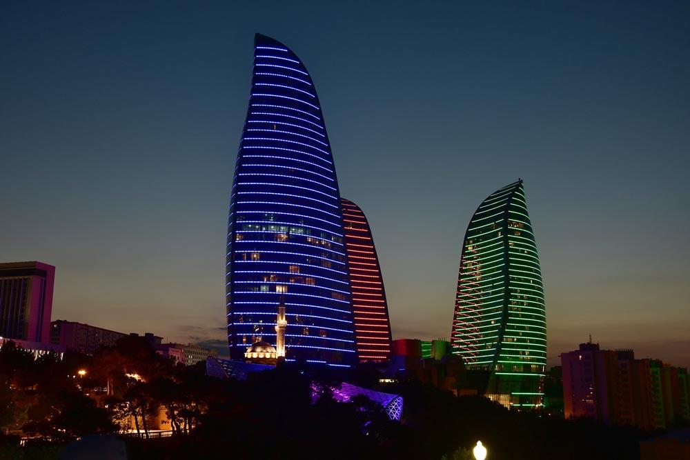 пламенные башни
