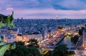 Где лучше жить в Париже