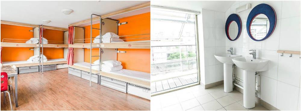 Дешевые хостелы в Париже