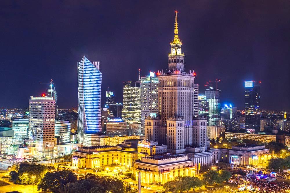 Что посетить в Варшаве за один день