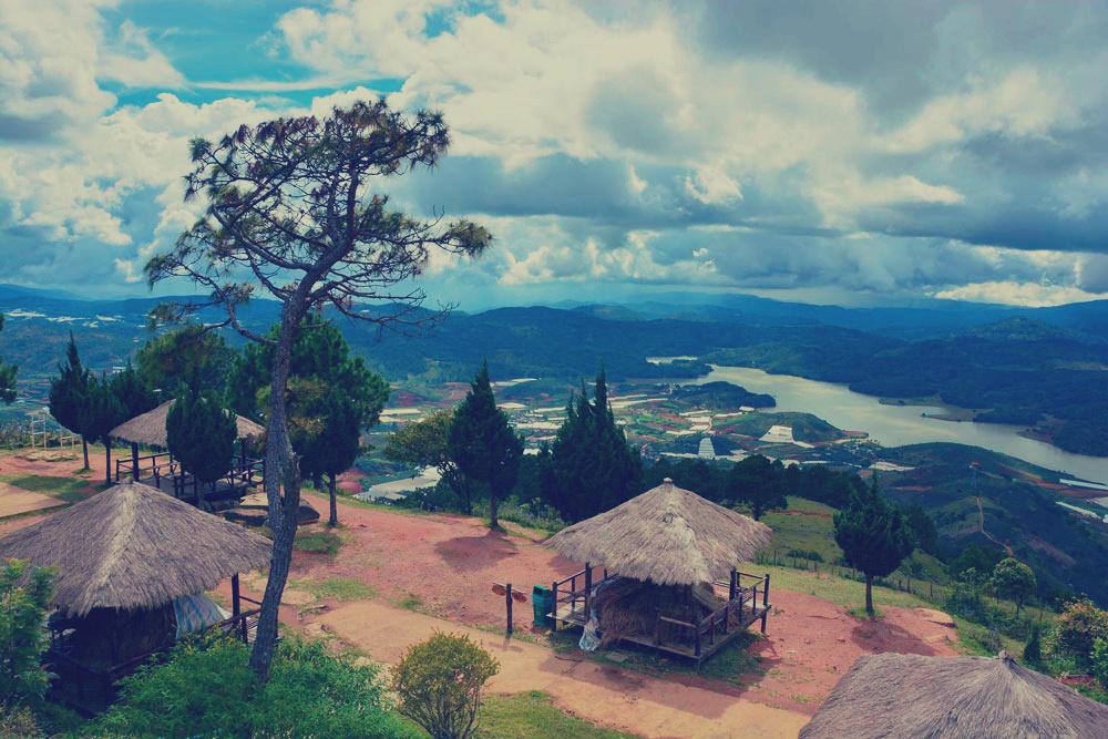 отдых в горах Далата