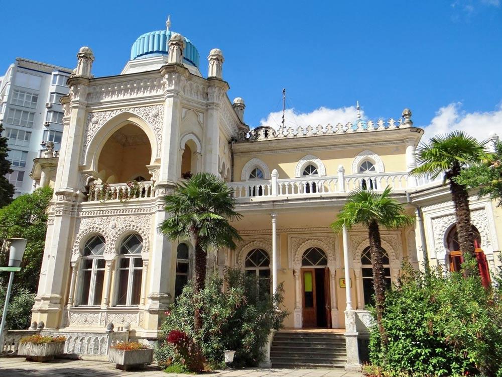 Дом эмира Бухарского