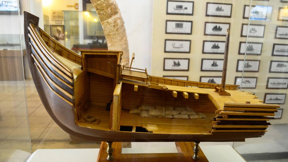 Морской музей Крита
