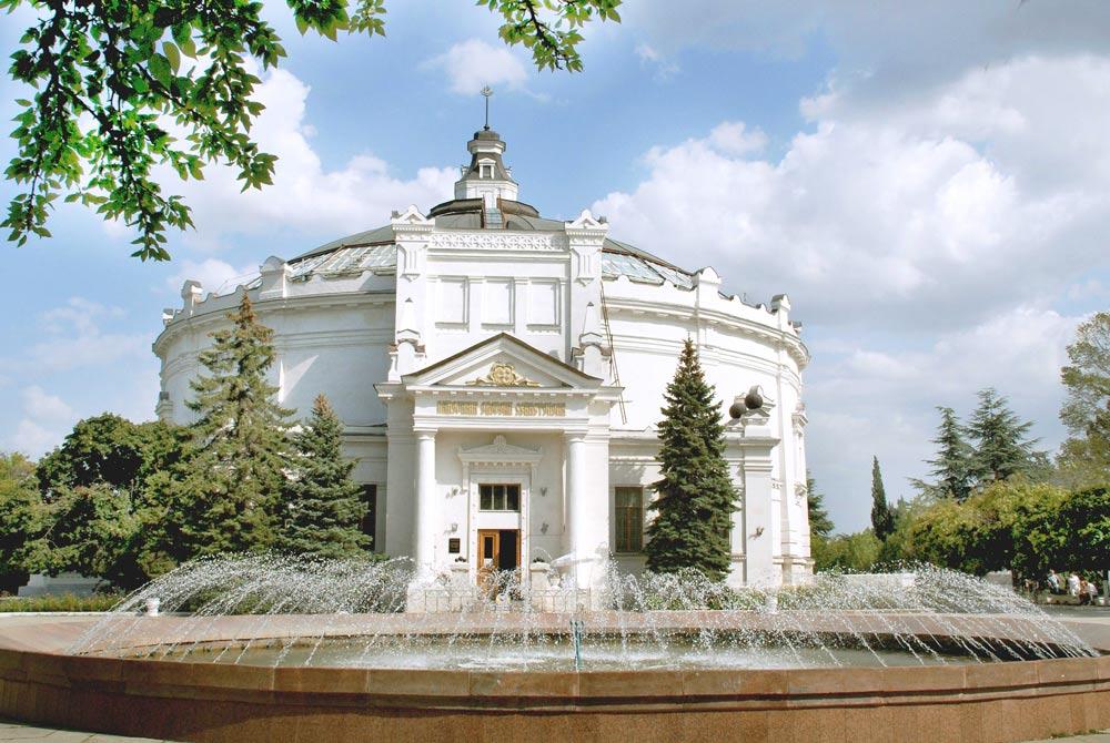 Оборона Севастополя 1854–1855 гг
