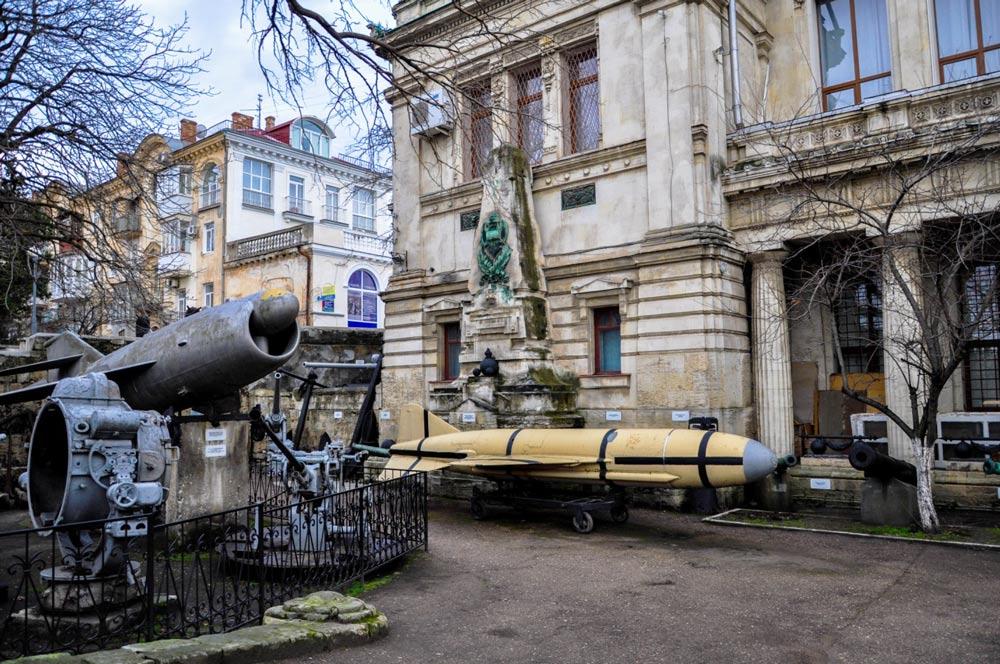 музей Черноморского флота