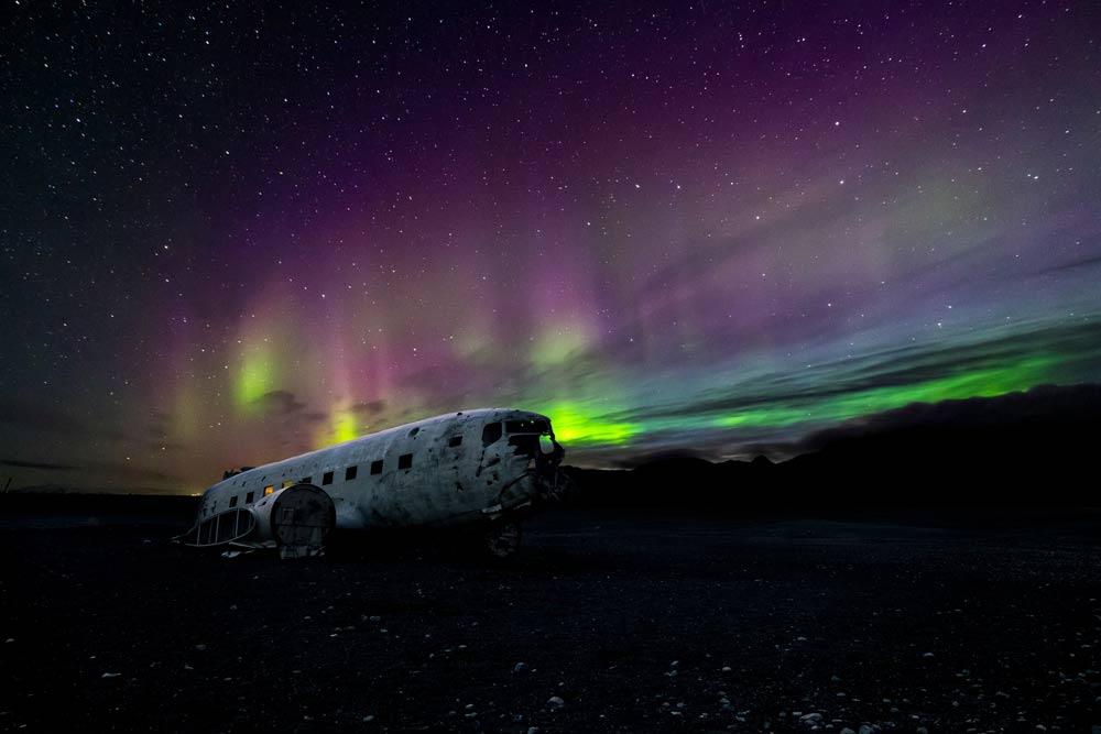 ночь в Норвегии