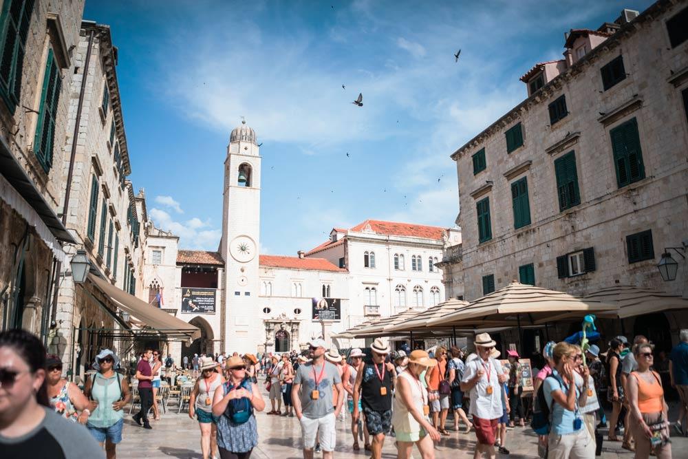 экскурсия в Дубровнике