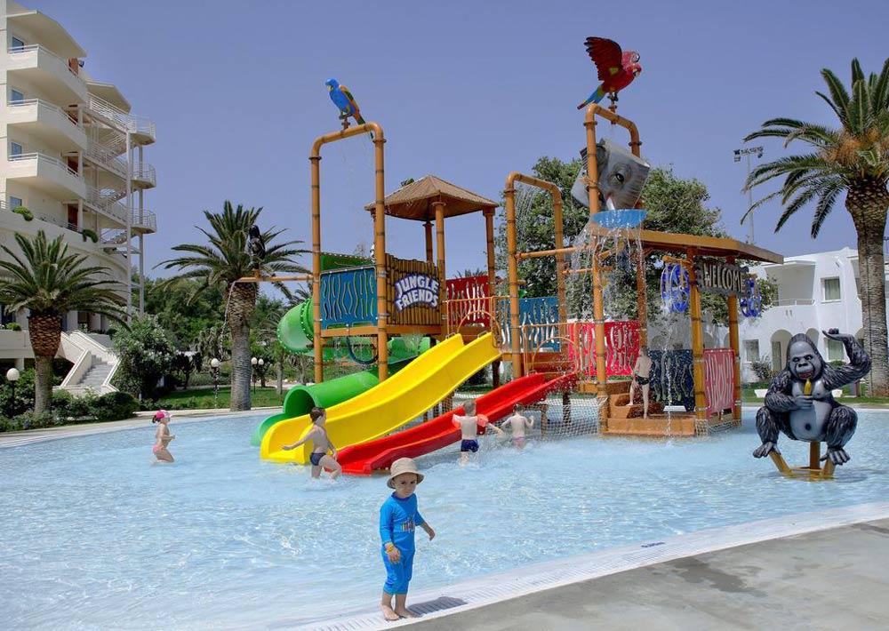 Отель на Крите для отдыха с детьми