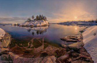 Где отдохнуть в Карелии зимой